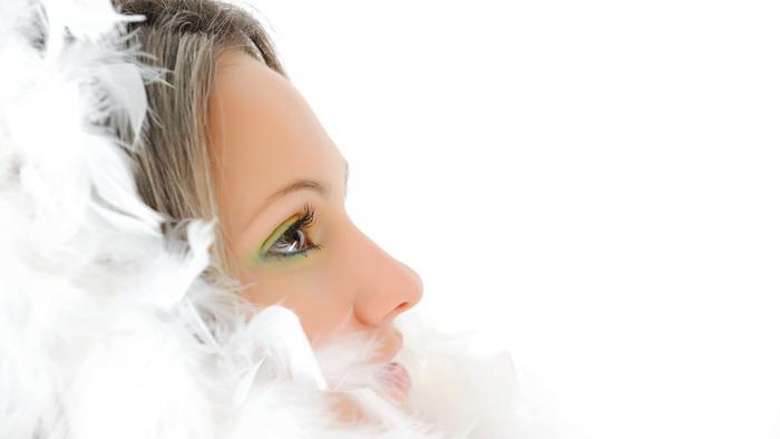 Идеальный макияж для брюнеток со смуглой кожей