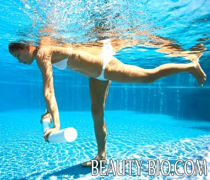 Аквааэробика - приятный способ похудеть