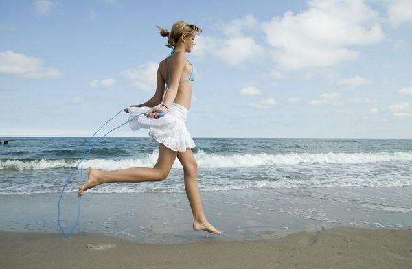 Бег от целлюлита: эффект и регулярность