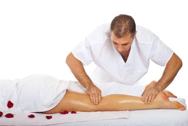 Домашний Антицеллюлитный массаж