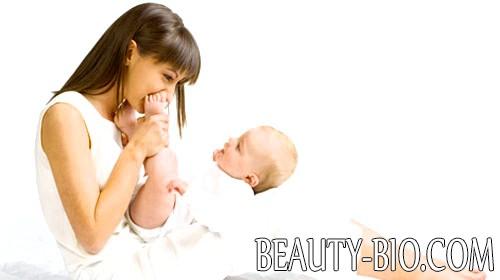 Как похудеть после родов эффективно