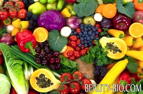 Овощная диета на две недели