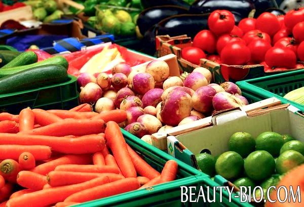 Основы овощной диеты