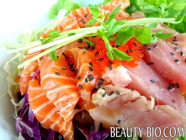 Самая вкусная и легкая рыбная диета