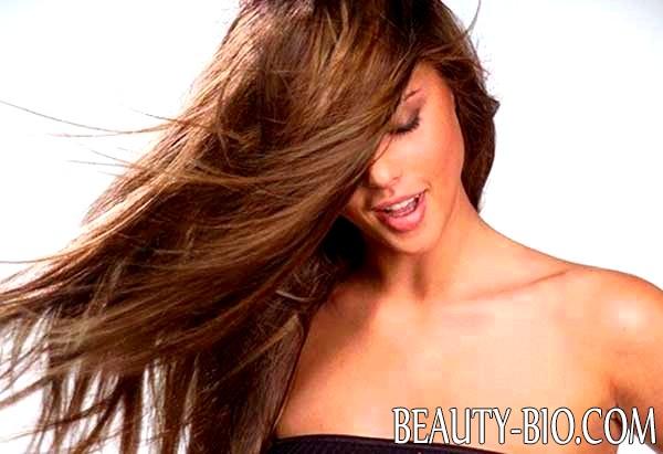 Забота о здоровье волос